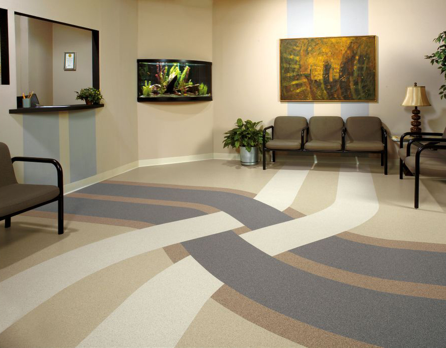 Vinyl flooring hudak 39 s carpet to your door for Linoleum flooring designs
